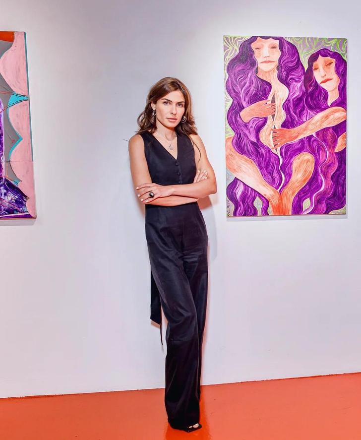 Фото №1 - #artathome: какие произведения искусства есть дома у… галериста Тамуны Аршба