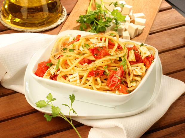 Фото №4 - Рецепт недели: итальянская паста с помидорами