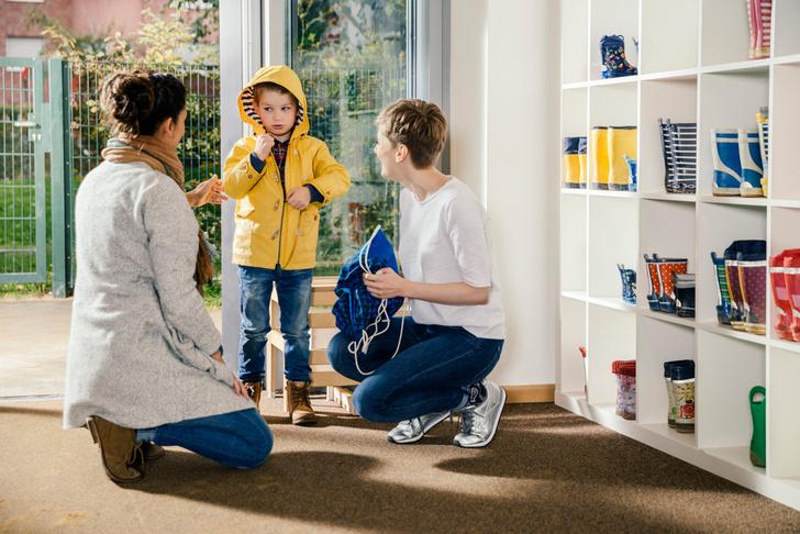 Адаптация к детскому саду рекомендации