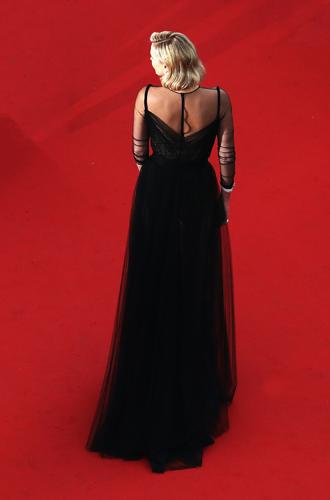 Фото №24 - Модные Канны-2017: Ума Турман, Светлана Ходченкова и другие красавицы вечера премьер 23 мая