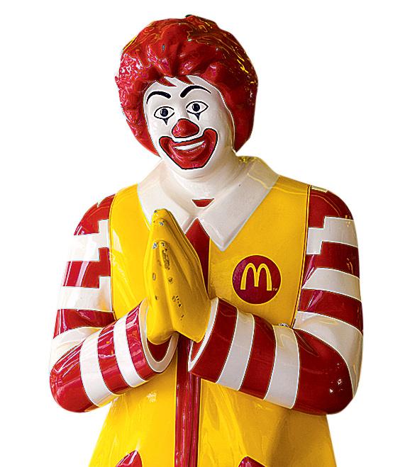 Фото №3 - Легендарные бренды. «Макдоналдс»