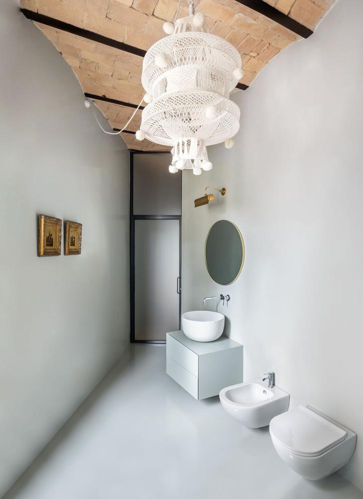 Фото №7 - Яркая квартира в Риме для творческой семьи
