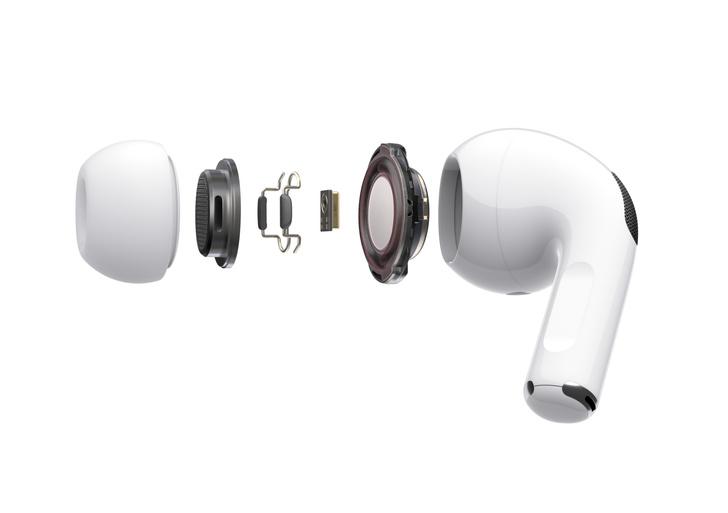 Фото №1 - Apple выпустила новые наушники AirPods Pro с активным шумоподавлением