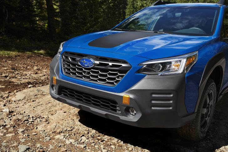 Фото №1 - Дикость какая-то: Subaru готовит к запуску новый бренд