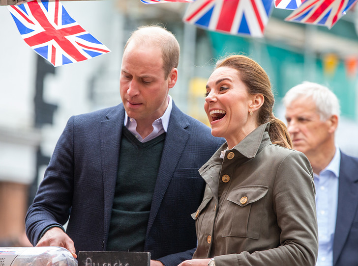 Фото №1 - Герцогиня Кейт освоила новые фермерские навыки