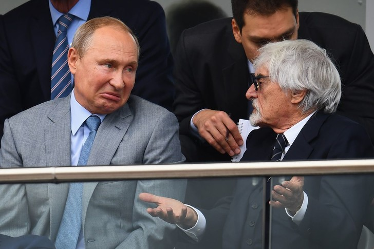 Фото №7 - Русские сезоны в F1: дорогие соотечественники, оставившие след в лучших гонках мира