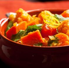 Готовим салат из цветной капусты по-корейски