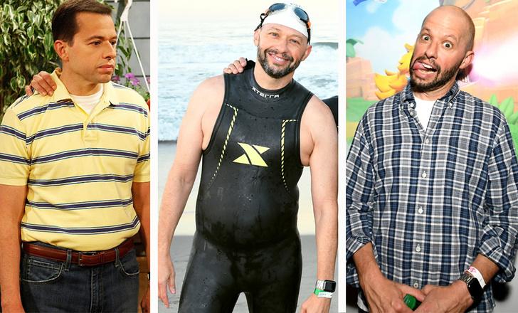Фото №3 - «Беременный таракан»: худые мужчины-звезды с пивными животами