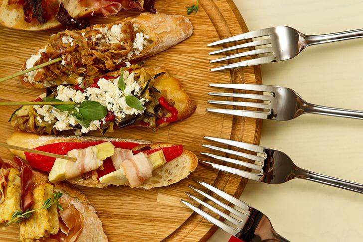 Фото №1 - Четыре рецепта тапас от испанского шеф-повара