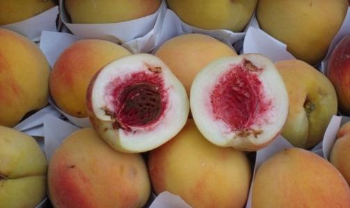 Фото №1 - Испанские персики съели плодожорки