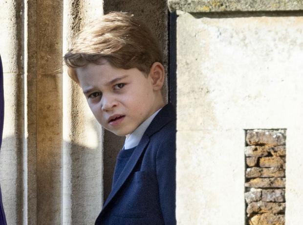 Фото №1 - Как герцогиня Кейт хотела назвать принца Джорджа, и почему она передумала