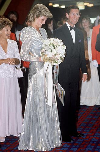 Фото №5 - Модная провокация: самые откровенные наряды принцессы Дианы