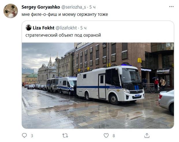 Фото №2 - Лучшие шутки неунывающих участников митинга в поддержку Навального