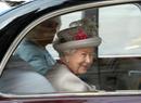 Редкий выход: Елизавета II и герцогиня Камилла в Вестминстерском аббатстве