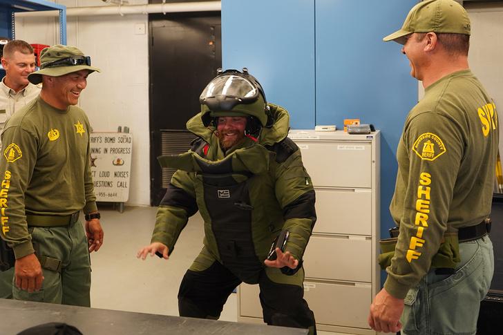 Фото №4 - Профессия— сапер: как работают те, кто останавливает взрывы