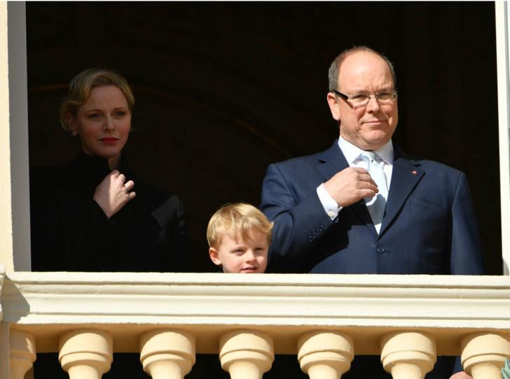 Фото №4 - Принц Жак и принцесса Габриэлла: пятый год в фотографиях