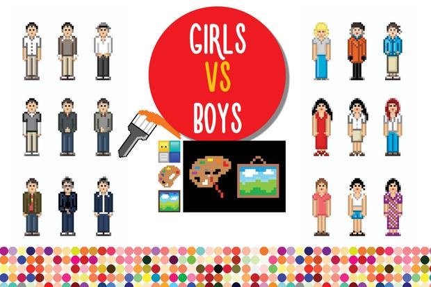 Фото №5 - Большая разница: девочки VS мальчики в цифрах