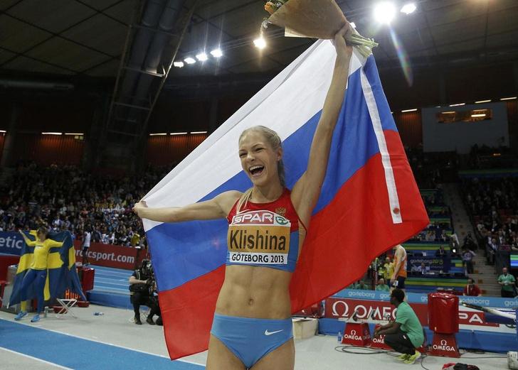 Фото №1 - Вместо медали— инвалидное кресло: почему в России массово критикуют Дарью Клишину, проигравшую Олимпиаду