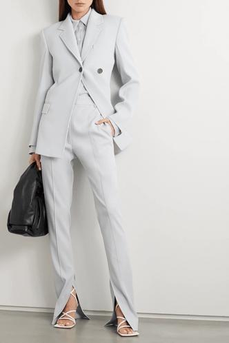 Фото №22 - 5 моделей брюк, которые делают ноги визуально длиннее