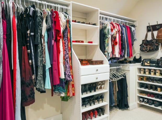 Фото №3 - Как организовать гардеробную