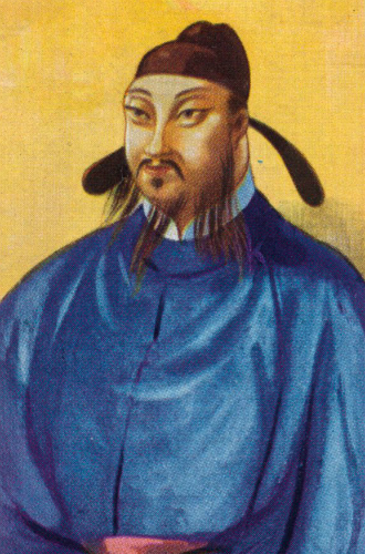 Фото №4 - Через интриги к власти: история У Цзэтянь— наложницы, ставшей императором Китая
