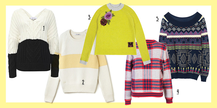 Фото №1 - 10 уютных пуловеров для прохладной осени