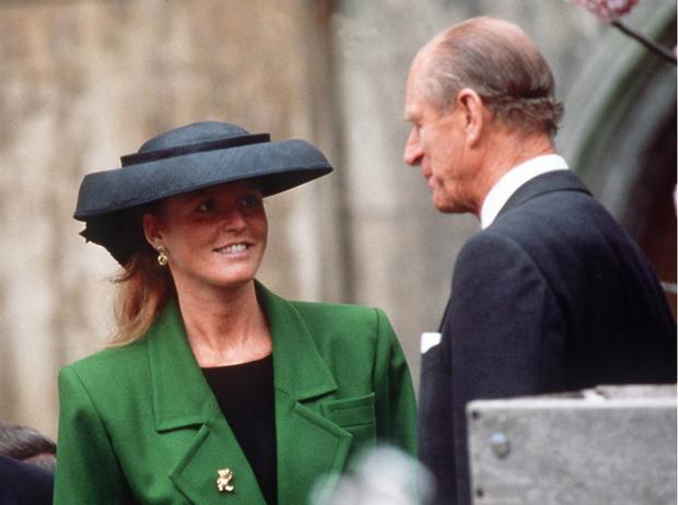 Фото №1 - Фатальная ошибка: какой проступок принц Филипп так и не простил Саре Фергюсон