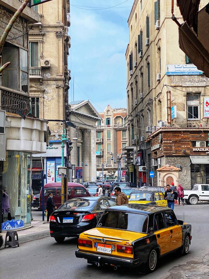 Фото №3 - Пять стадий Египта: из Александрии в Асуан — принятие неизбежного