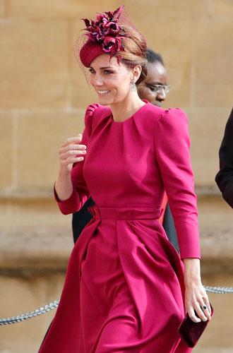 Фото №5 - Royal pink: как королевские особы носят розовый цвет