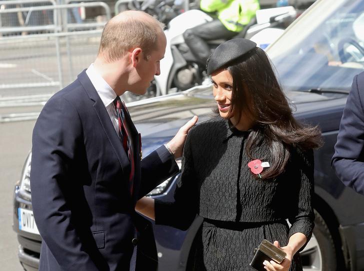 Фото №2 - Почему Меган Маркл так важна для принца Уильяма