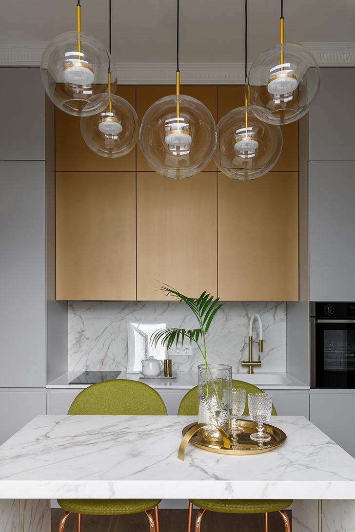 Фото №12 - Светлая просторная квартира площадью всего 40 м²