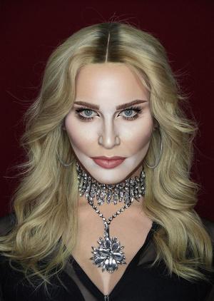 макияж перевоплощение в звезд пошагово