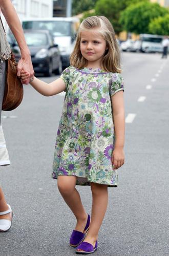 Фото №49 - Принцесса Леонор: история будущей королевы Испании в фотографиях
