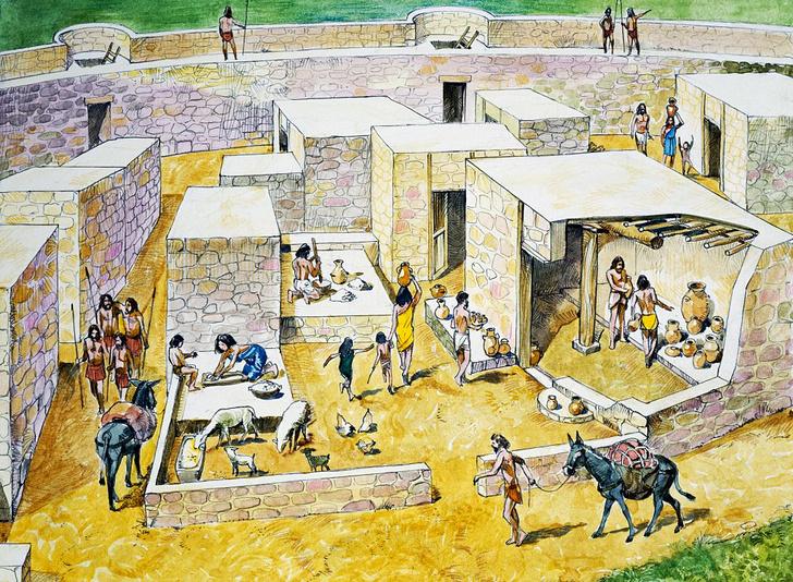 Фото №1 - Кто такие ханаанцы