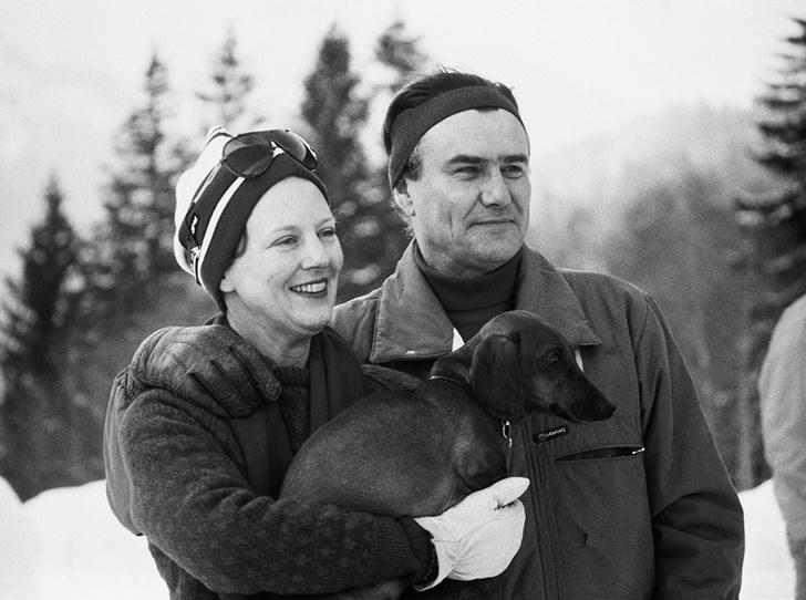 Фото №19 - Принц Хенрик и Королева Маргрете: история любви в фотографиях