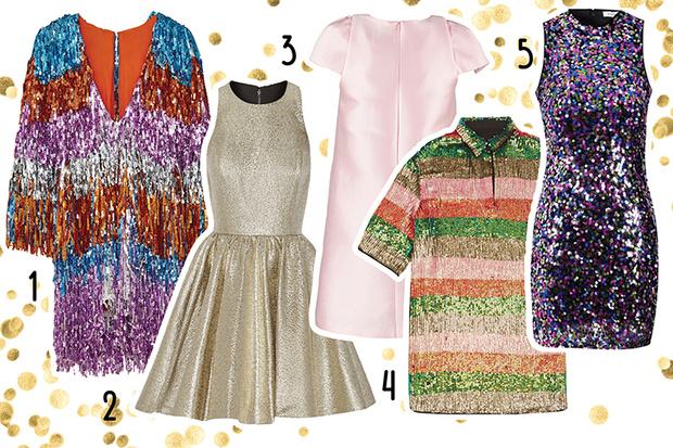 Фото №1 - Топ-20: Новогодние платья