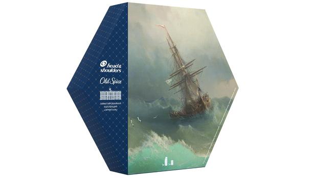 Фото №5 - Procter&Gamble и Эрмитаж выпустили подарочные наборы
