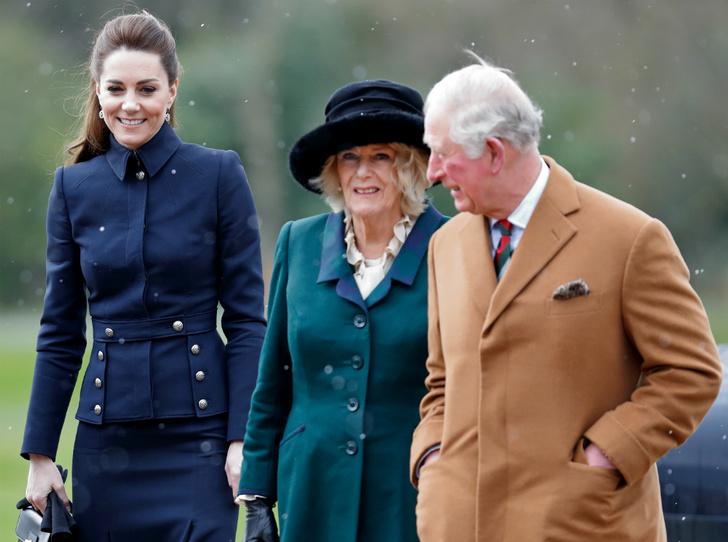 Фото №3 - Новая «Великолепная четверка»: какая королевская пара составила компанию Кейт и Уильяму