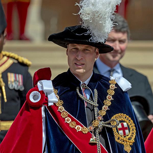 Фото №95 - Принц Уильям: история в фотографиях
