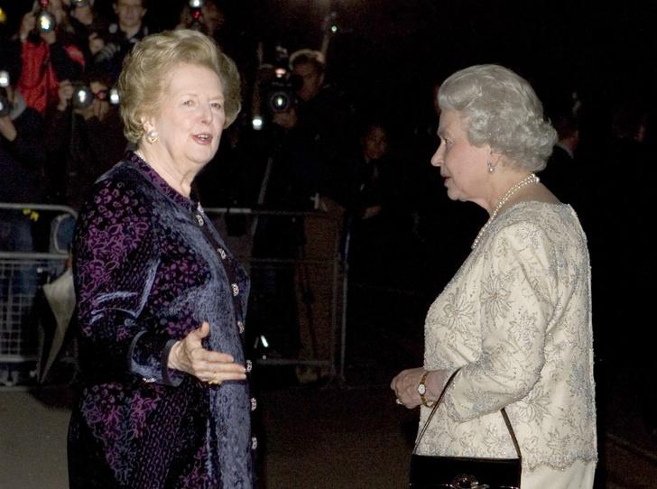 Фото №4 - Холодная война: другая правда об отношениях Королевы и Маргарет Тэтчер