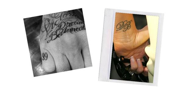 Фото №2 - Это по любви: звездные пары, которые сделали парные татуировки