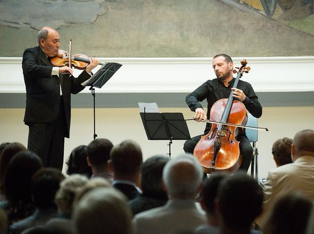Фото №1 - Три повода посетить фестиваль камерной музыки VIVARTE в Третьяковской галерее