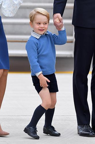 Фото №12 - Принц Джордж, принцесса Шарлотта и Кейт Миддлтон стали звездами канадского тура