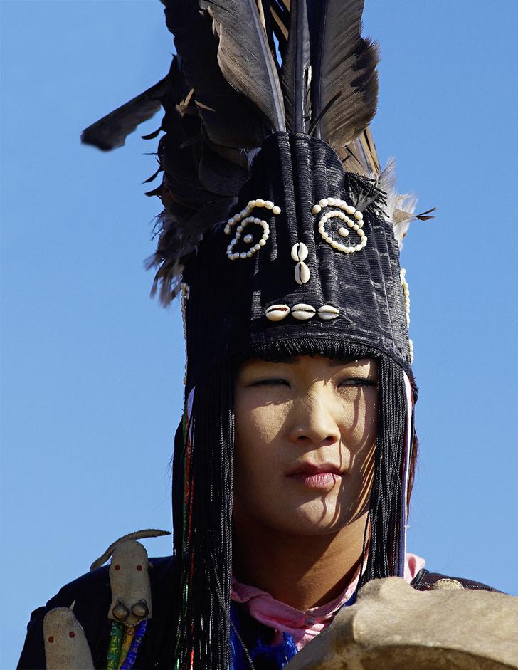 Фото №1 - Мисс мира: Монголия. Птица верхнего мира