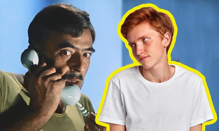 Фото №1 - Оказывается, взрослые и подростки показывают жест «говорю по телефону» по-разному
