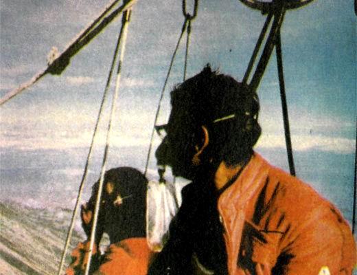 Фото №1 - На воздушном шаре через Килиманджаро