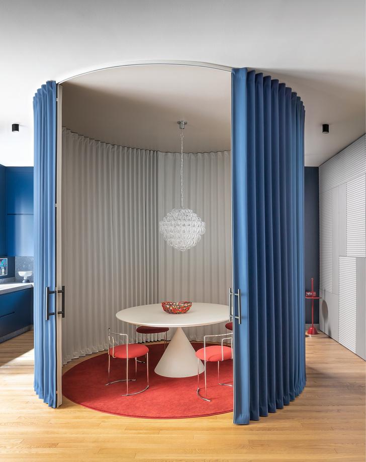 Фото №3 - Интерьер с обложки: квартира в Милане в стиле 1960-х