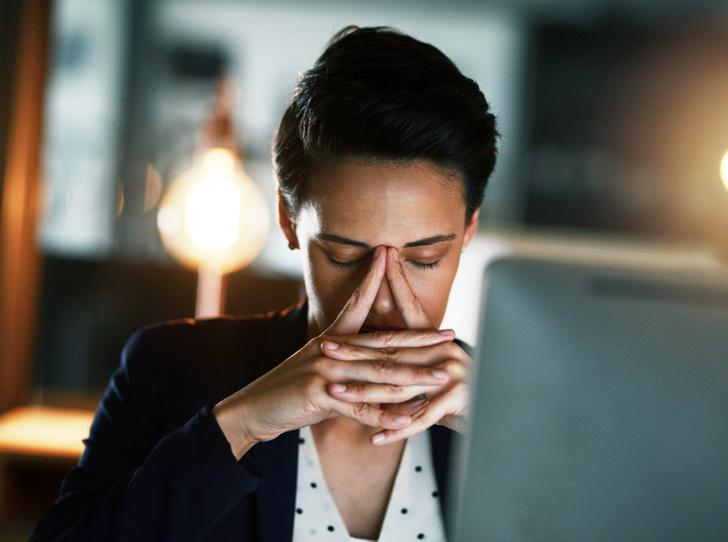 Фото №1 - Как адаптироваться к стрессу, если вы с ним не справляетесь?