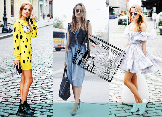 Фото №2 - Стильные образы Сони Есьман с Недель моды
