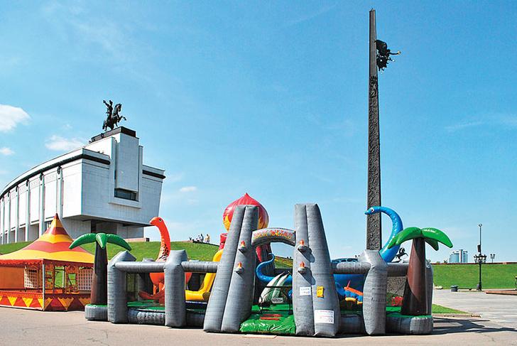 Фото №4 - Досуг с ребенком: 6 главных парков с аттракционами в Москве